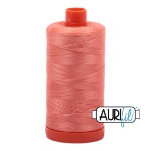 Aurifil Cotton 2220 50wt 1422 yds Lt Salmon