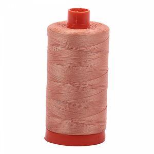 Aurifil Cotton 2215 50wt 1422 yds Peach