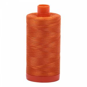Aurifil Cotton 2150 50wt 1422 yds Pumpkin