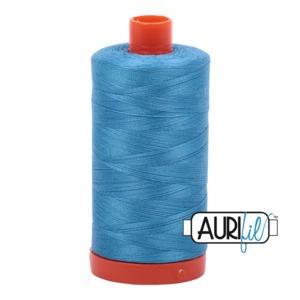Aurifil Cotton MK50SC6-1320 50wt 1422 yds Med Teal