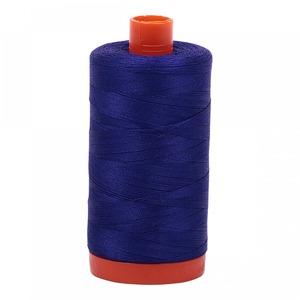 Aurifil Cotton 1200 50wt 1422 yds Blue Violet