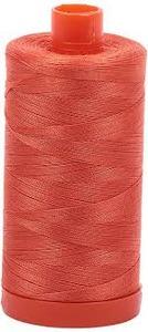 Aurifil Cotton 1154 50wt 1422 yds Dusty Orange