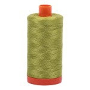 Aurifil Cotton 1147 50wt 1422 yds Lt Leaf Green