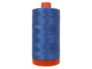 Aurifil Cotton 1128 50wt 1422 yds Lt Blue Violet