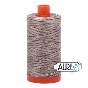 Aurifil Cotton 4667 50wt 1422 yds Var Nutty Nougat