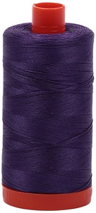 Aurifil Cotton 4225 50wt 1422 yds Eggplant