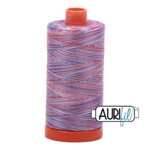 Aurifil Cotton 3852 50wt 1422 yds Var Liberty