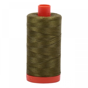 Aurifil Cotton 2887 50wt 1422 yds Olive
