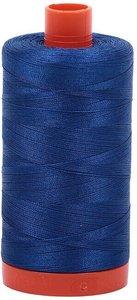 Aurifil Cotton 2740 50wt 1422 yds Dk Cobalt