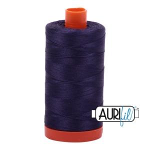 Aurifil Cotton 2581 50wt 1422 yds Dk Dusty Grape