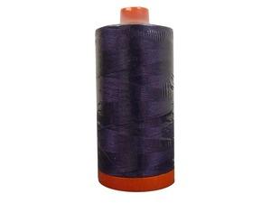 59267: Aurifil Cotton 2581 50wt 1422 yds Dk Dusty Grape