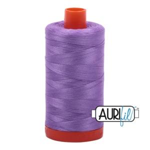 Aurifil Cotton 2520 50wt 1422 yds Violet