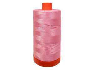 Aurifil Cotton 2425 50wt 1422 yds Bright Pink