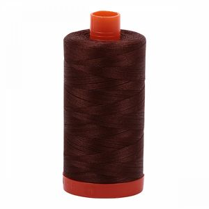 Aurifil Cotton 2360 50wt 1422 yds Chocolate