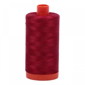 Aurifil Cotton 2260 50wt 1422 yds Wine