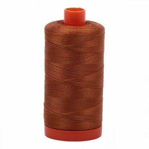 Aurifil Cotton 2155 50wt 1422 yds Cinnamon