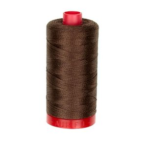 Aurifil Cotton 1285 50wt 1422 yds Med Bark