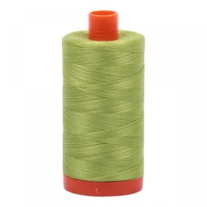 Aurifil Cotton 1231 50wt 1422 yds Spring Green