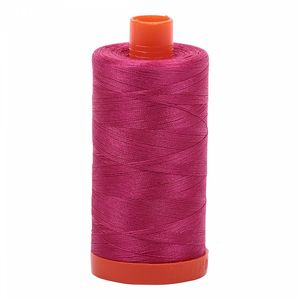 Aurifil Cotton 1100 50wt 1422 yds Red Plum