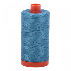 Aurifil Cotton 2815 50wt 1422 yds Teal