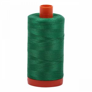 Aurifil Cotton 2870 50wt 1422 yds Green
