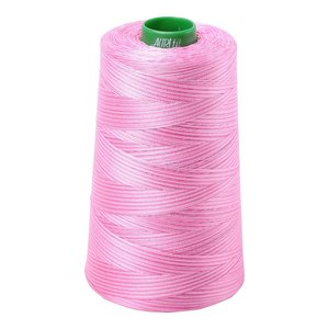 Aurifil A6050-3660 Mako Cotton Thread 50wt 6452yd Cone Bubblegum