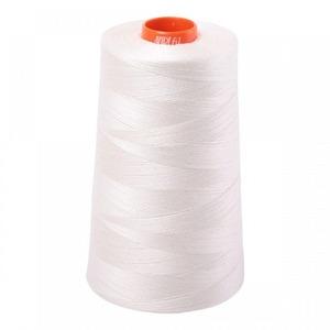 4 Pk Cotton Beige Thread Cones Heavy Duty Thread Cone 5000 Yards Each Poly Core