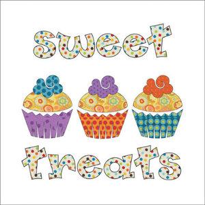Urban Elementz UE1098 Sweet Treats - Cupcake Panel