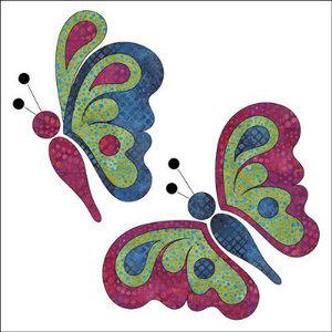 Urban Elementz UE0710 Butterfly Bliss - Set