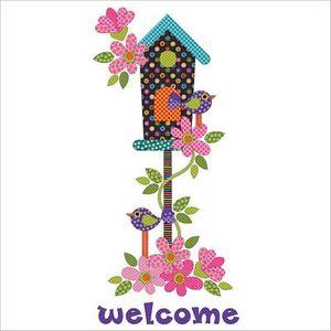 Urban Elementz UEA1205 Welcome Home Dotz - Applique