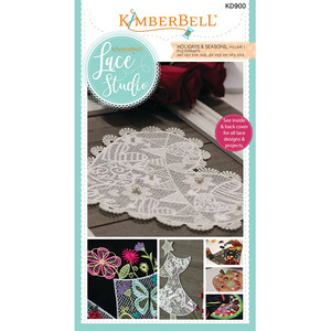 93763: Kimberbell KD900 Lace Studio Collection Holidays and Season Volume 1
