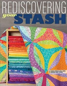 Modern Quilt Studio MQSST19 Rediscovering your Stash