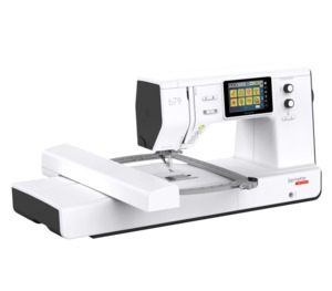 94068: Bernette B79 500 Stitch Sewing +200 Designs 6x10 Embroidery Machine