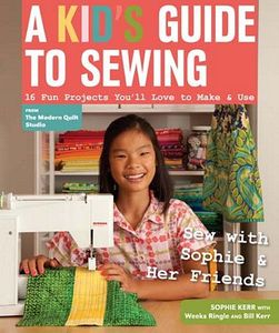 88712: C&T Publishing CT11003 A Kid's Guide to Sewing Book, Fun Stitch Studio