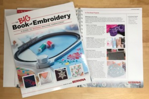 94191: BERNINA BBOE Big Book of Embroidery