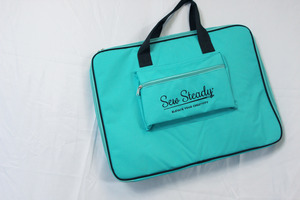 Sew Steady SST-TEAL-BAG Travel Storage Teal Carrying Bags: Choose 15x20in Versa, 20x26in Elevate, 26x26in Create, or 26x34in Giant