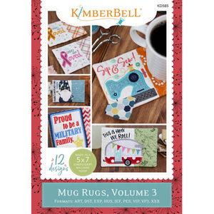 MUG RUGS VOLUME 2 KIMBERBELL/'S HOLIDAY /& SEASONAL