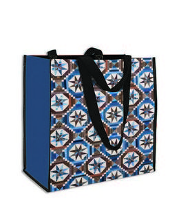 C&T Publishing CT20415 Bonnie Hunter Mountain Morning Quilt-Eco Tote Bag