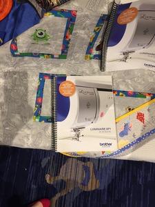 Brother SAXP1BOOK Luminaire XP1 Playbook at AllBrands com