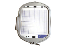"94862: Brother SA450S Embroidery Hoop 9.5"" x 9.5"" for Stellaire XE1 and XJ1 With Camera Positioning Labels"