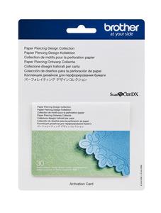 CADXPPDP01 ScanNCut DX Paper Piercing Design Collection
