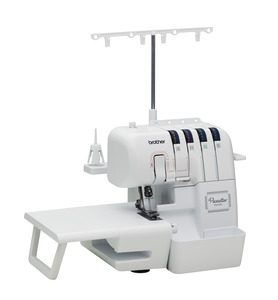 94897: Brother Pacesetter PS3734T Freearm Serger Replace SB3734T, 3-4 Thread, Ext. Table, Blindhem, Gather Feet,