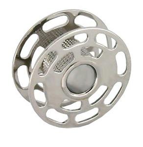 89723: Bernina 006026.52.00 Rotary Metal Bobbins 10 pack