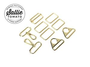 90739: Sallie Tomato LST118G Gold Townsend Hardware Kit