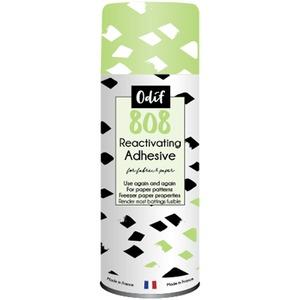 Odif ORMD-48 808 Paper Pattern Adhesive-250 ml, 6 Pack Case