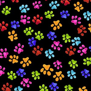 Loralie Designs LOD691-796 COOL CAT - PAWS