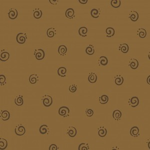World of Susybee WSBSB20053-280 BROWN TONAL SWIRLS