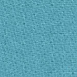 Moda Bella Solids Turquoise 9900 107 Moda #1 Per Yard