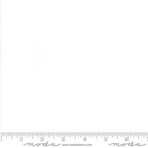 Moda Grunge Basics White 30150 101 Moda #1 Per Yard