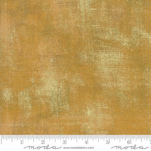 Moda Grunge Harvest Gold 30150 522M Moda Metallic